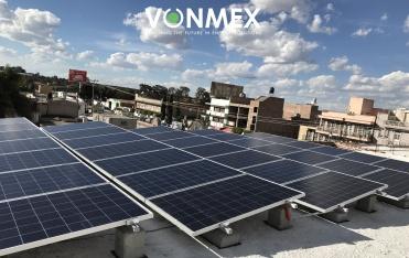 Aumenta en 32% la generación de energía solar en México a Junio 2019